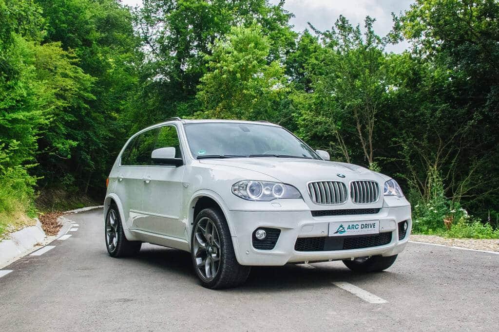 BMW X5 2015 4,0 D automatic