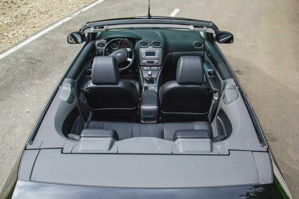 Rent a car Cluj – Ford Focus Cabrio