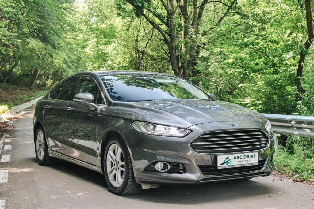 Ford Mondeo 2015 Automatic 2000 240 CP