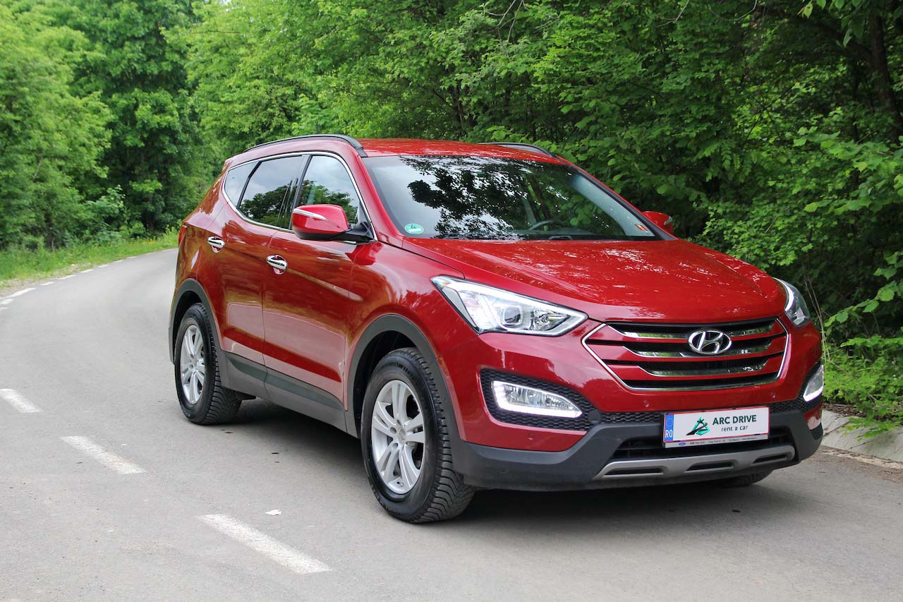 Hyundai Santa Fe 2.2 CRDI 4 WD,198 CP 4x4