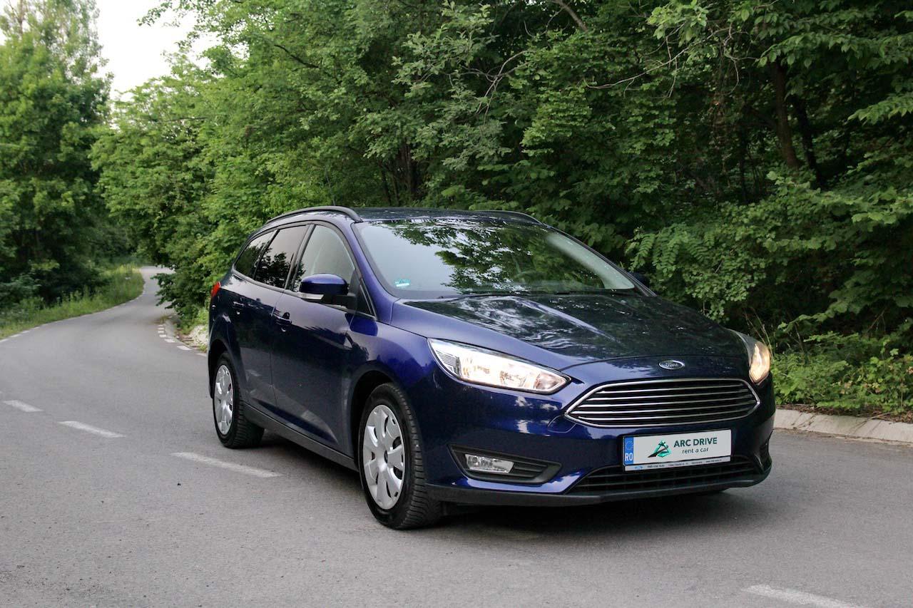 Ford Focus 2016, 1,0 Benzina 125 CP