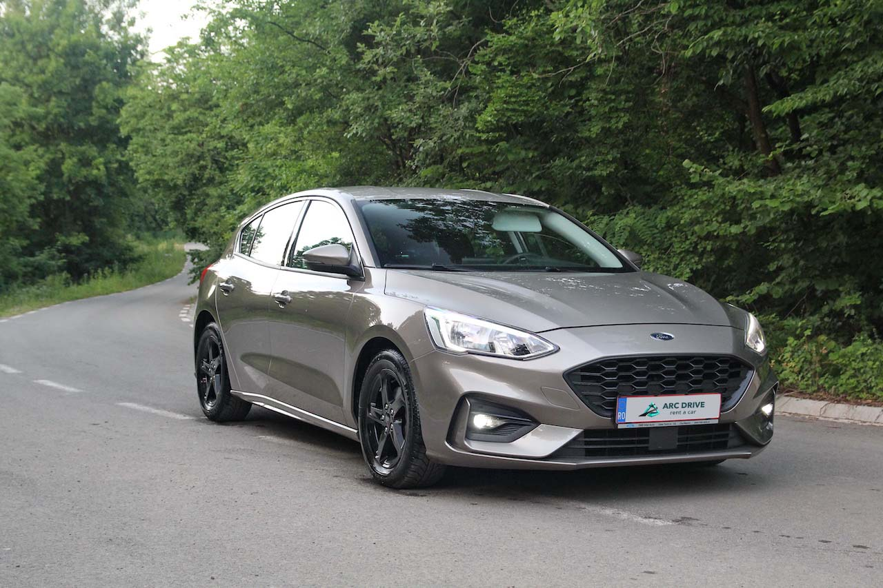 Ford Focus 2019 automatic, 1,5 TDCI 120 CP